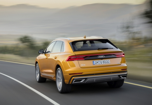Audi Q8 Audi Q8  Sport 50 TDI quattro 210(286) kW(PS) tiptronic