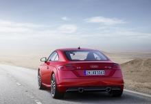 AUDI TTRS Coupe 2.5 quattro s-tronic