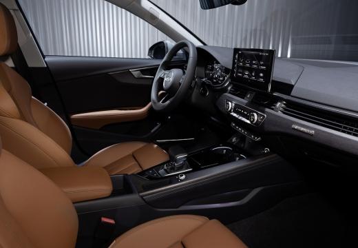 Audi NUOVA A4 ALLROAD QUATTRO 8WJ0AY-21