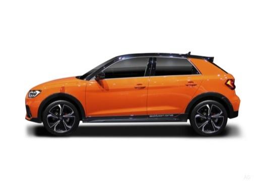 Audi NUOVA A1 CITYCARVER Audi A1 citycarver Admired 30 TFSI  85(116) kW(PS) S tronic