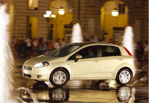 Fiat g.punto 1.3 mjt 16v Dynamic 75cv 5p