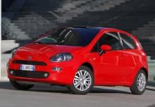Fiat punto 1.4 natural power Easy 70cv 5p