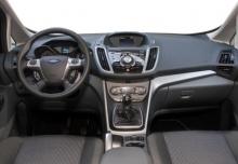Ford c-max7 1.6 tdci Titanium 115cv