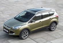 Ford kuga 2.0 tdci Titanium 4wd s&s 150cv powershift E6