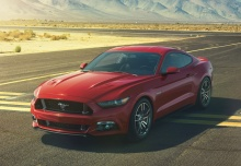 Ford mustang coupe 2.3 ecoboost 317cv auto
