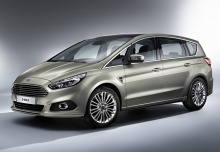 Ford s-max 2.0 tdci Titanium Business s&s 150cv 7p.ti powershift