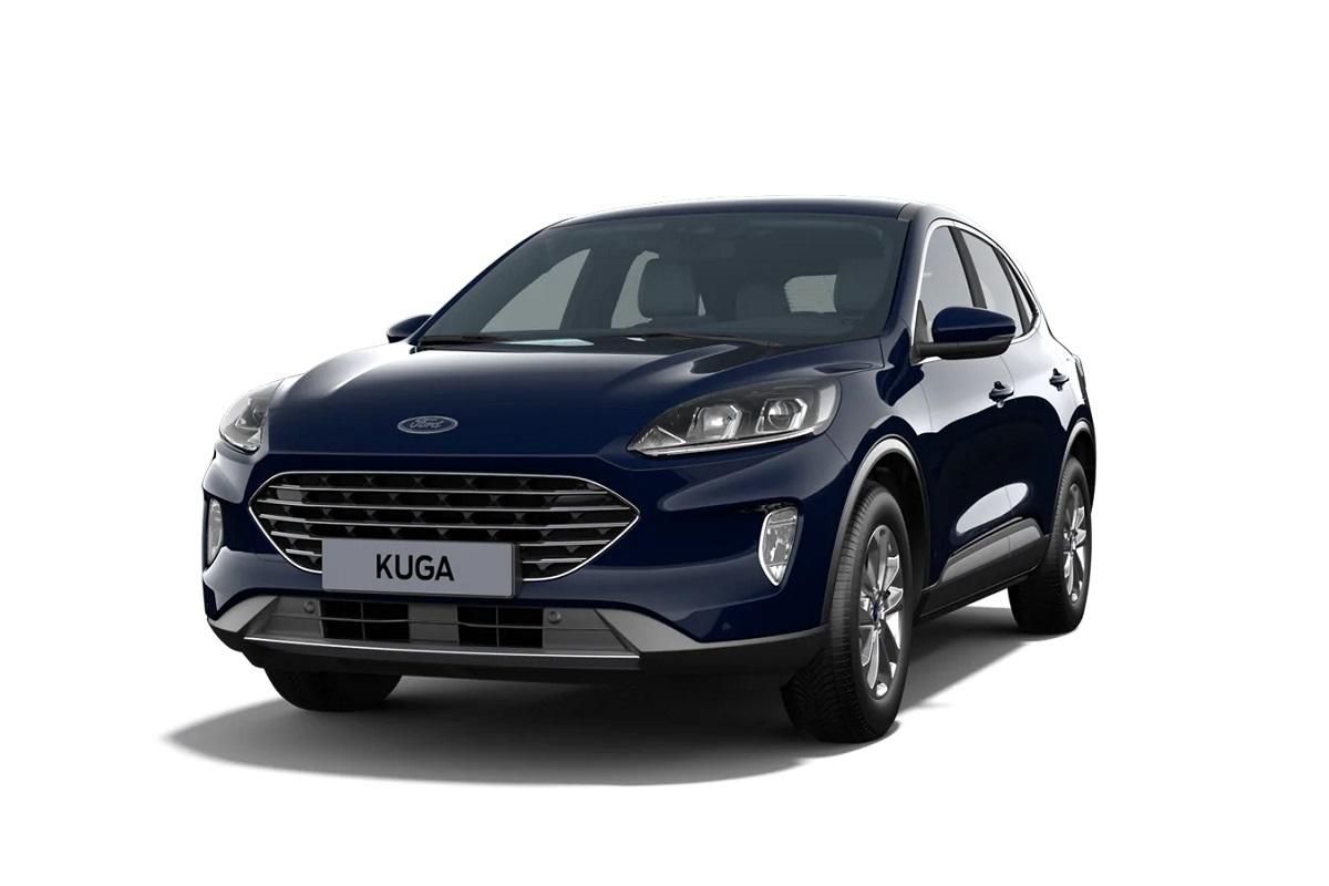 Listino nuovo auto - Ford kuga - Infomotori