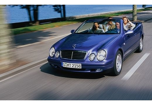 Mercedes CLK cabrio 200 Elegance