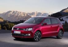 Volkswagen polo 1.0 mpi Trendline 60cv 5p