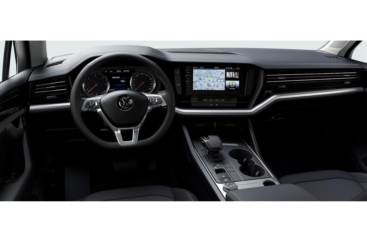 VOLKSWAGEN Touareg 3.0 V6 tdi Elegance 231cv tiptronic