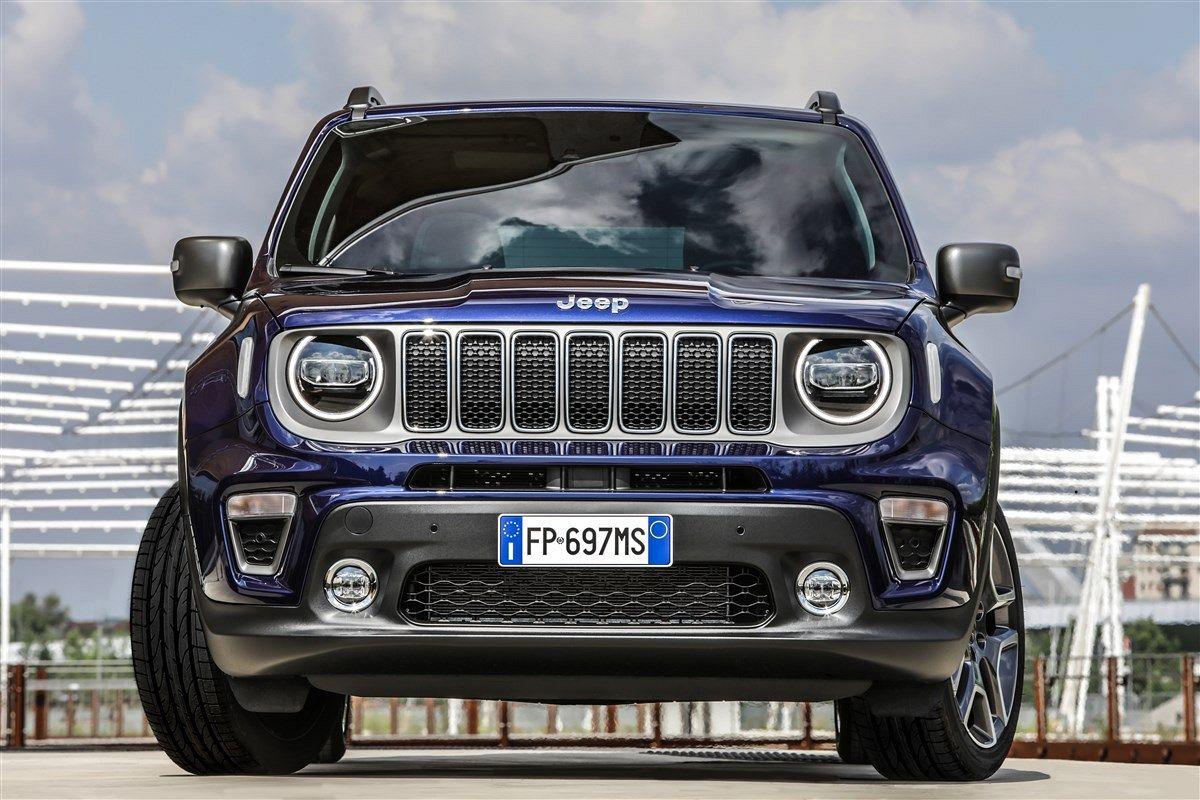 Listino Nuovo Jeep Renegade 2 0 Mjt Trailhawk 4wd 170cv Auto 9m
