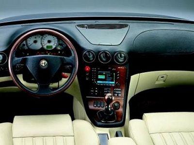 Listino nuovo Alfa Romeo 166 I 1998