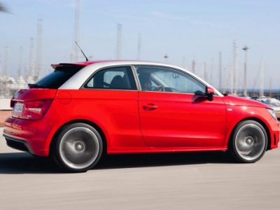 Listino nuovo Audi A1 I 2015 3p