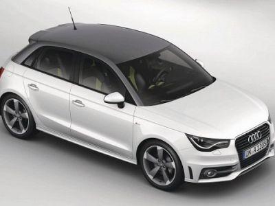 Listino nuovo Audi A1 I 2010 Sportback