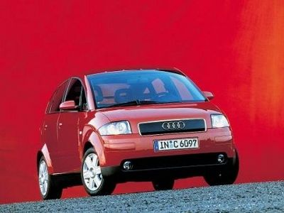 Listino nuovo Audi A2 I 2000