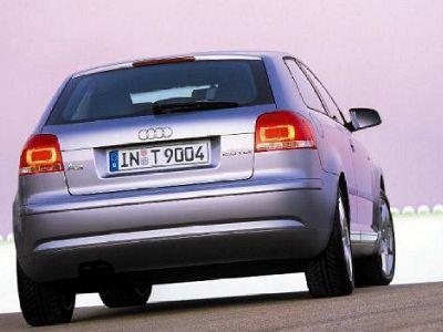 Listino nuovo Audi A3 II 2003 3p