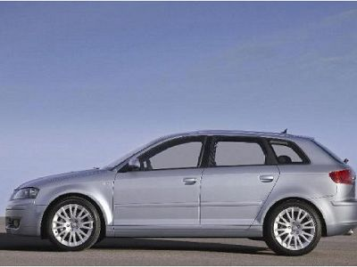 Listino nuovo Audi A3 II 2003 Sportback