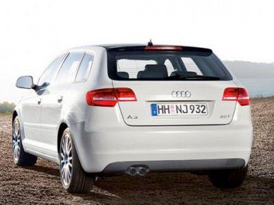 Listino nuovo Audi A3 II 2008 Sportback