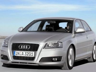 Listino nuovo Audi A3 II 2008 3p