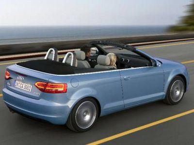 Listino nuovo Audi A3 II 2008 Cabriolet