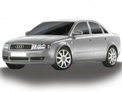 Listino nuovo Audi A4 II 2001 Berlina