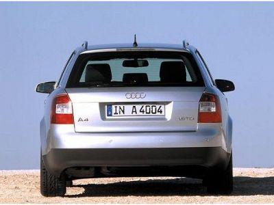 Listino nuovo Audi A4 II 2001 Avant