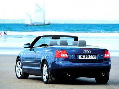 Listino nuovo Audi A4 II 2001 Cabriolet