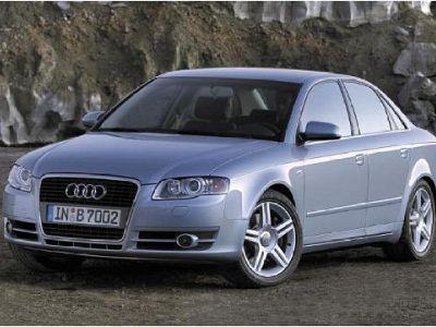 Listino nuovo Audi A4 III 2004 Berlina