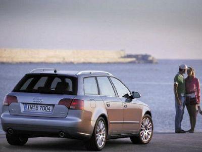 Listino nuovo Audi A4 III 2004 Avant