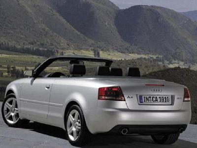 Listino nuovo Audi A4 III 2004 Cabriolet
