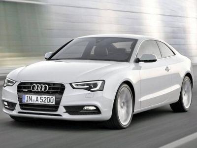 Listino nuovo Audi A5 I 2011 Coupe
