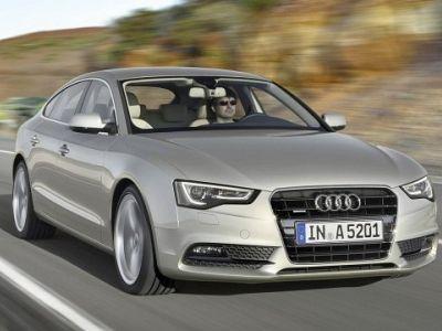 Listino nuovo Audi A5 I 2011 Sportback