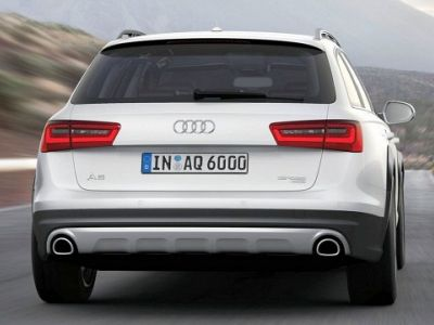 Listino nuovo Audi A6 IV 2011 Allroad Quattro