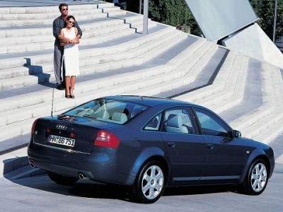 Listino nuovo Audi A6 II 2001 Berlina