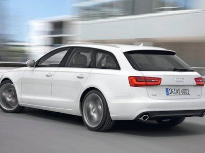 Listino nuovo Audi A6 IV 2011 Avant