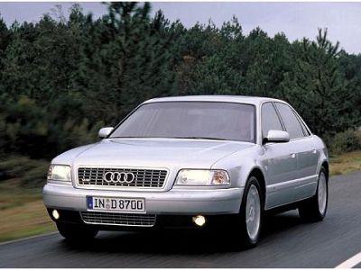 Listino nuovo Audi A8 I 1994