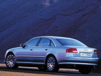 Listino nuovo Audi A8 II 2002