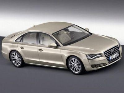 Listino nuovo Audi A8 III 2010