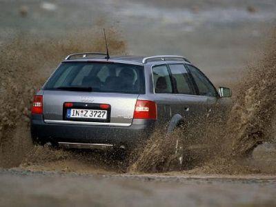 Listino nuovo Audi A6 II Allroad