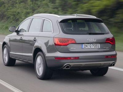 Listino nuovo Audi Q7 I 2010