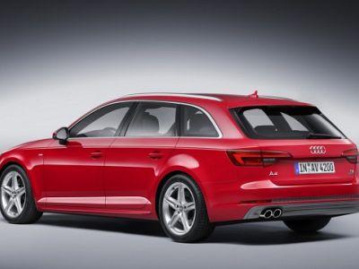 Listino nuovo Audi A4 V 2016 Avant