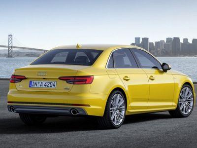 Listino nuovo Audi A4 V 2016 Berlina