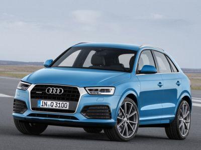 Listino nuovo Audi Q3 I 2015