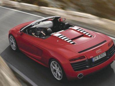 Listino nuovo Audi R8 I 2012 Spyder