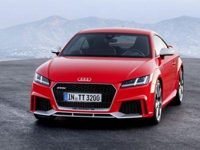 Listino nuovo Audi TT III 2015 Coupe