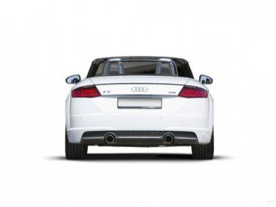 Listino nuovo Audi TT III 2015 Roadster