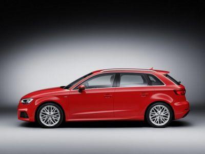 Listino nuovo Audi A3 III 2016 Sportback