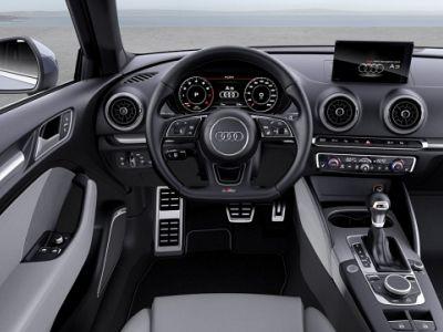 Listino nuovo Audi A3 III 2016 3p