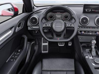 Listino nuovo Audi A3 III 2016 Cabriolet