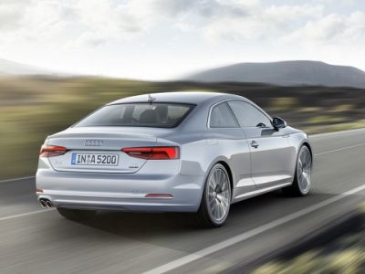 Listino nuovo Audi A5 II 2017 Coupe
